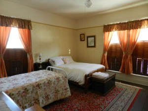 Kellygreen Bed & Breakfast guestroom Elm View