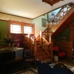 Kellygreen Bed & Breakfast Tionesta PA foyer