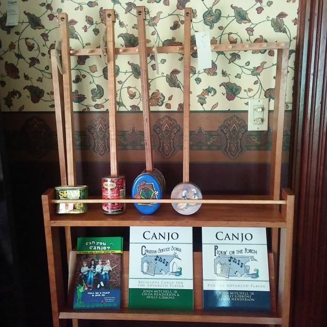canjo instruments and books
